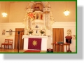 Kirche zu Bessingen - Weihnachten