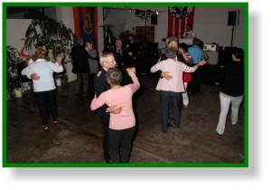 Tanz beim Feuerwehrfest